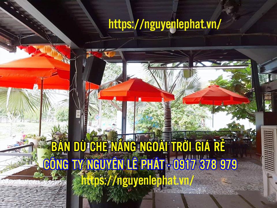 ☂Dù Che Quán Cafe Lãng Mạng tại TPHCM