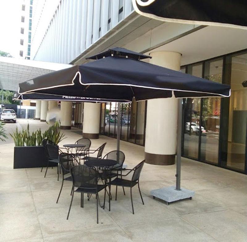 ☂Dù Che Quán Cafe Quận 2 TPHCM ☂ Dù Che Mưa Giá Rẻ