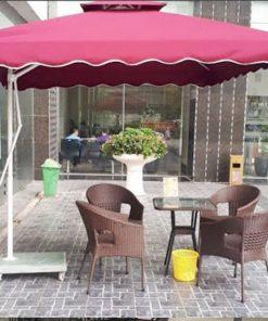 Địa Chỉ Bán Ô Dù Che Quán Cafe tại Bà Rịa Vũng Tàu
