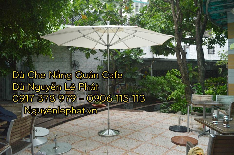 Mẫu Dù Lệch Tâm Che Nắng Quán Cafe Giá Rẻ Đẹp, Dù Cà phê giá rẻ