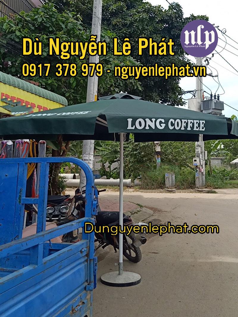 Địa chỉ bán Dù Che Quán Cafe tại Quận 6, Dù Che Nắng Che Mưa Giá Rẻ cho Quán Cà Phê ở tại Quận 6 Sài Gòn TPHCM. Dù Quảng Cáo Thương Hiệu Quận 6 HCM.