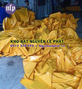 Gia Công May Ép Bạt Mái Xếp Di Động Bảo Lộc Lâm Đồng